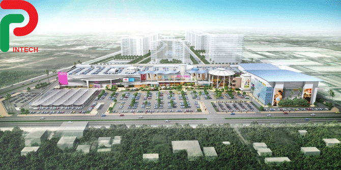 Dự án Aeon Long Biên