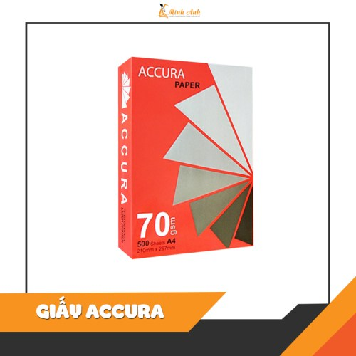 Giấy in Accura A4