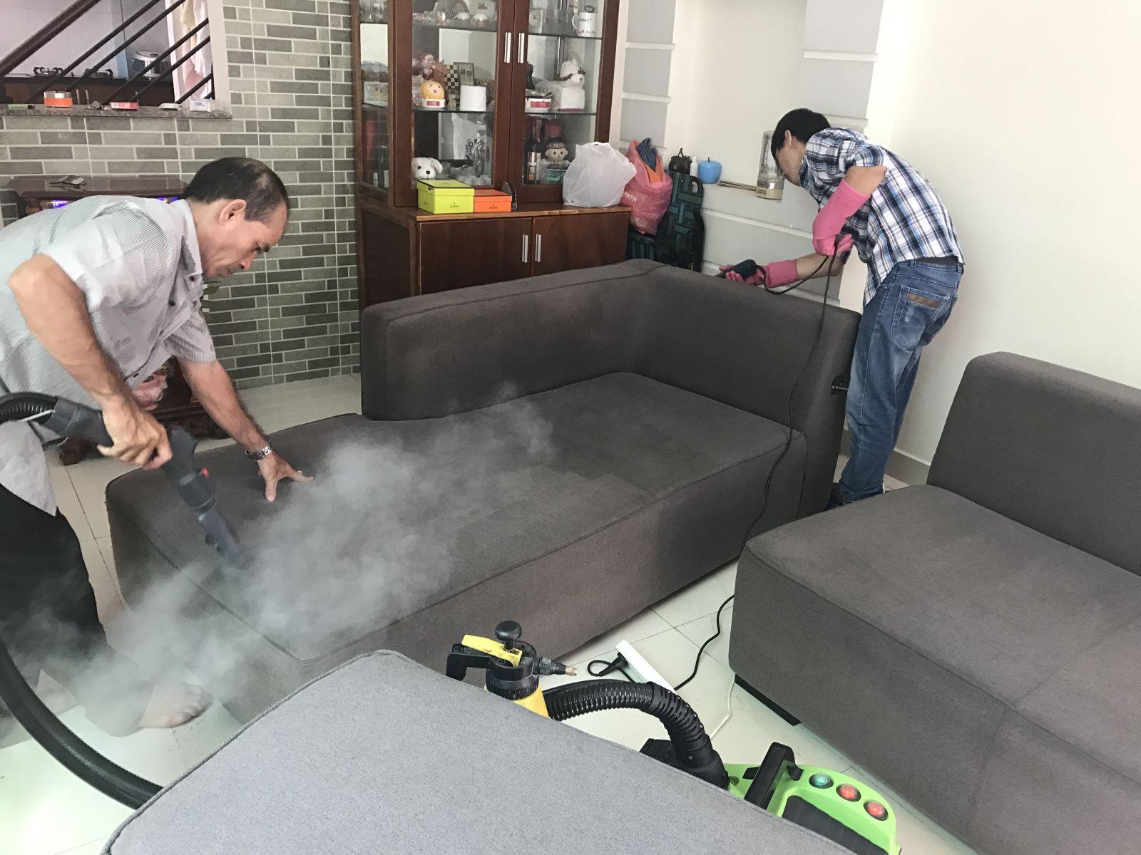 Dịch vụ giặt sofa