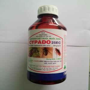 Thuốc diệt muỗi Cypado