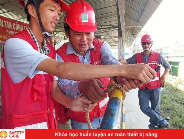 Đào tạo, huấn luyện an toàn lao động