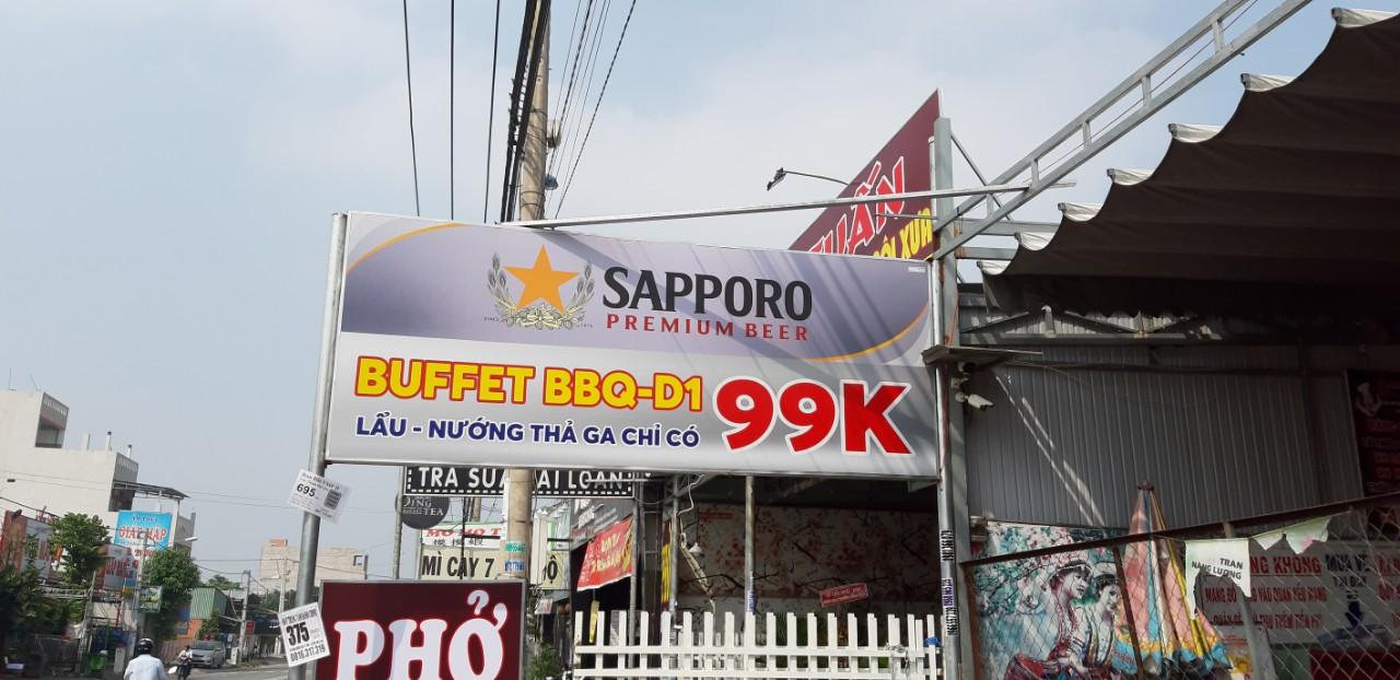 Bảng biển quảng cáo