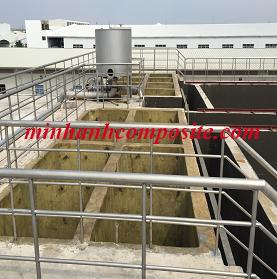 Dự án nhà máy diệt nhuộm Luthai