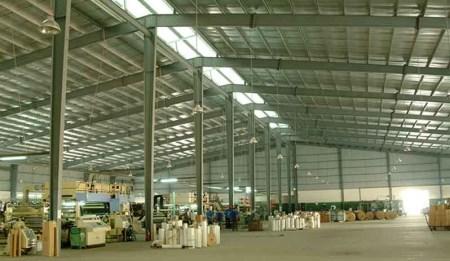 Công ty CP CN nhựa Phú Lâm