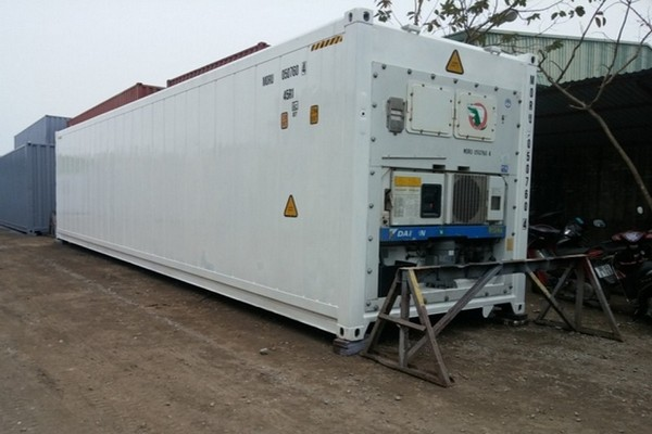 Container kho 20ft