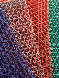 Thảm nhựa lưới