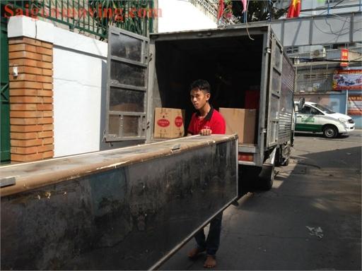 Dịch vụ chuyển nhà