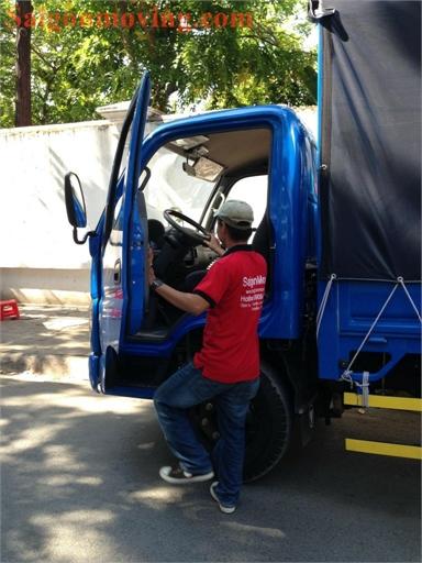 Dịch vụ cho thuê taxi tải
