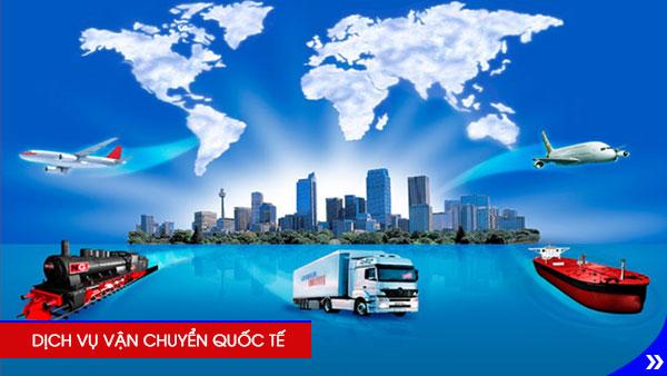 Dịch vụ vận chuyển quốc tế