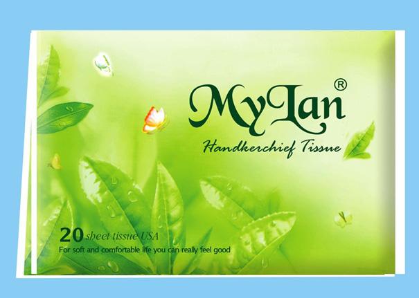 Túi giấy rút Mylan