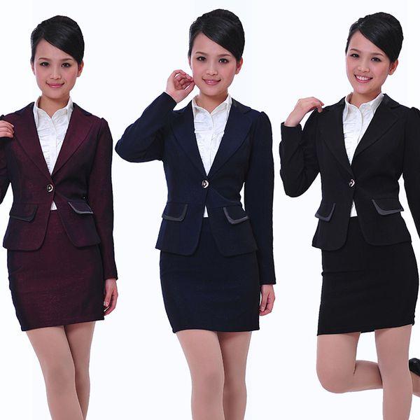 Đồng phục vest công sở