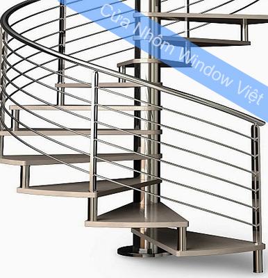 Lan can cầu thang