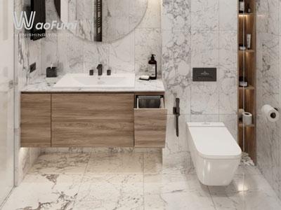 Thiết kế, thi công nội thất nhà tắm