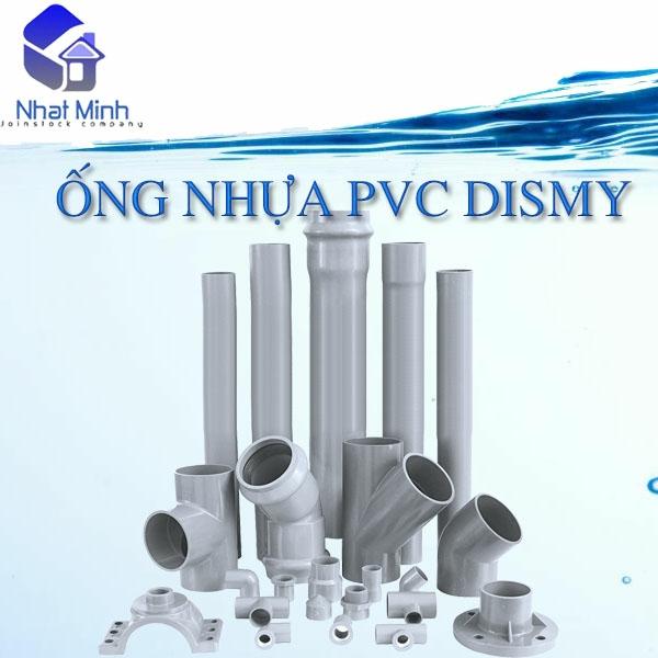 Ống nhựa PVC Dismy
