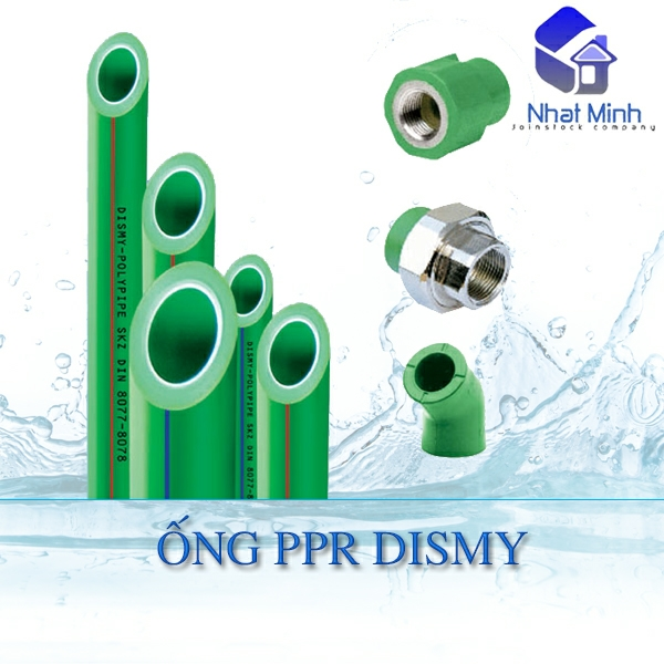 Ống PPR Dismy