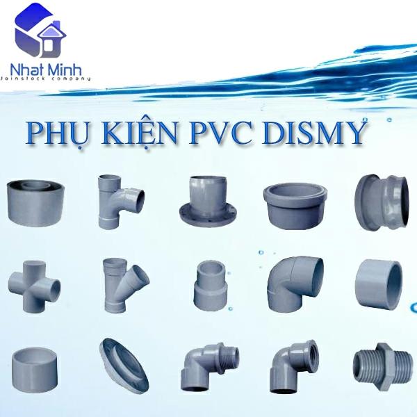 Phụ kiện PVC Dismy