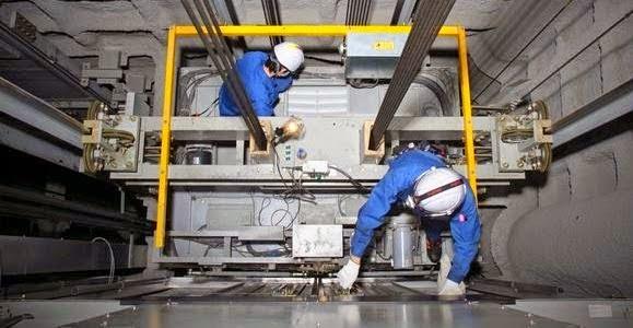 Dịch vụ thang máy