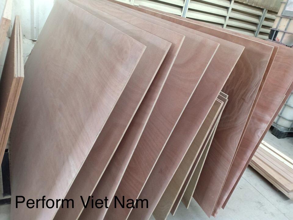 Plywood mặt veneer