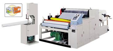 Máy sản xuất giấy vệ sinh