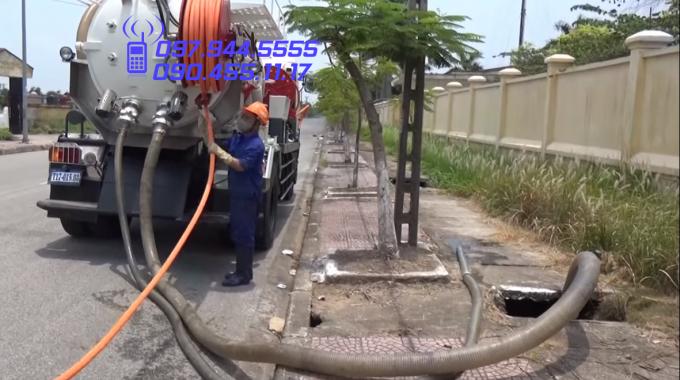 Dịch vụ Hút gầm cầu