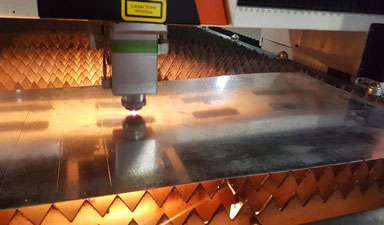 Dịch vụ cắt laser inox