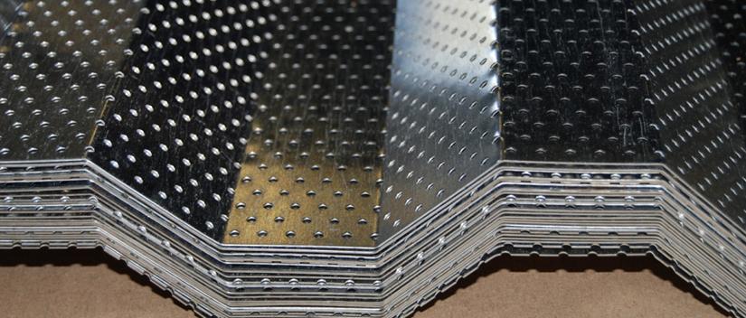 Chấn CNC kim loại