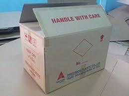 Thùng carton cũ