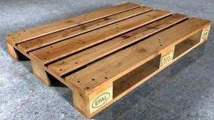 Pallet gỗ tiêu chuẩn