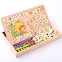 Bảng gỗ toán học