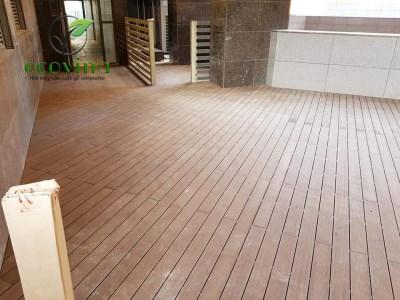 Sàn gỗ nhựa