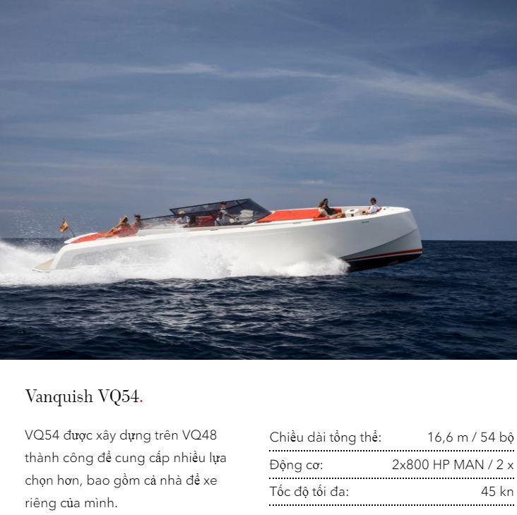 Thiết kế du thuyền VQ54