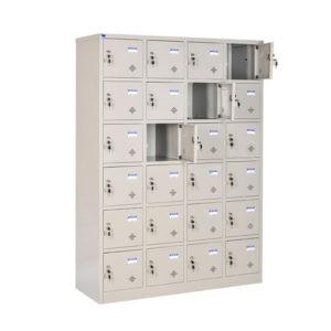 Tủ locker 24 ngăn Hòa Phát