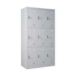 Tủ locker 9 ngăn Hòa Phát