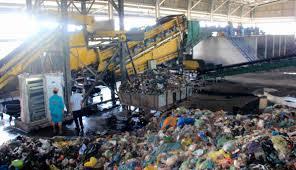 Xử lí chất thải, rác thải