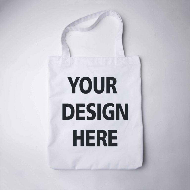 Túi vải bố, túi canvas in logo