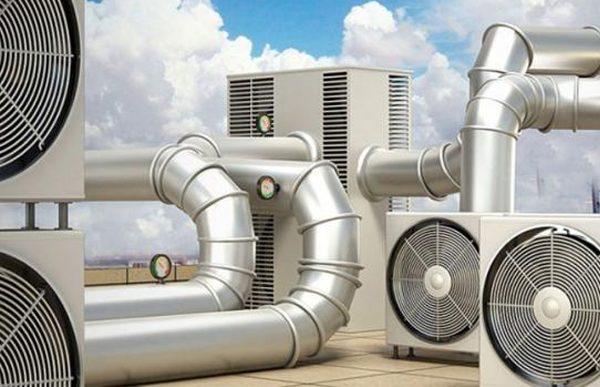 HVAC điện lạnh thông gió