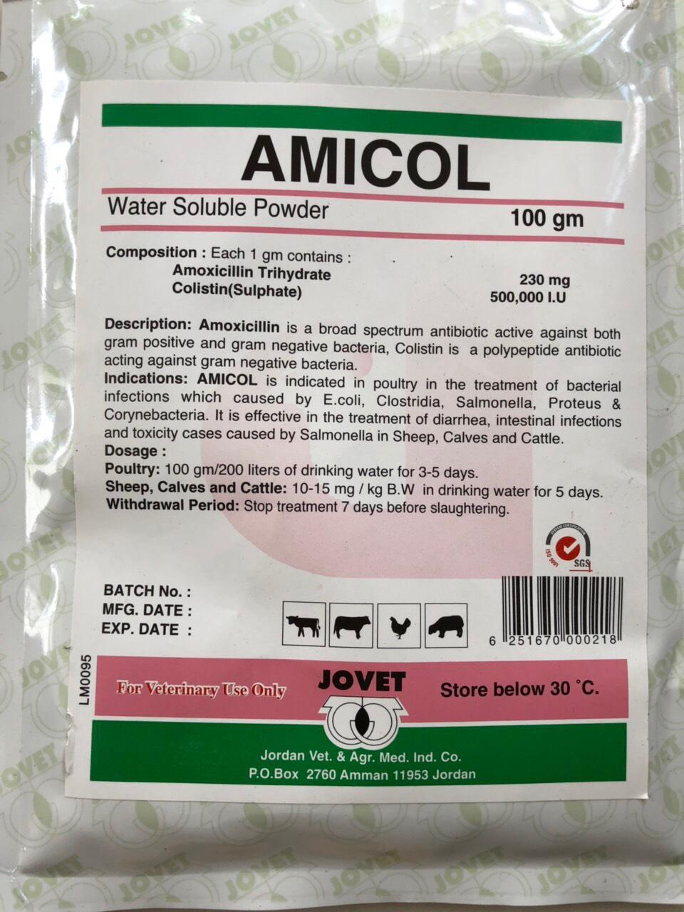 AMICOL