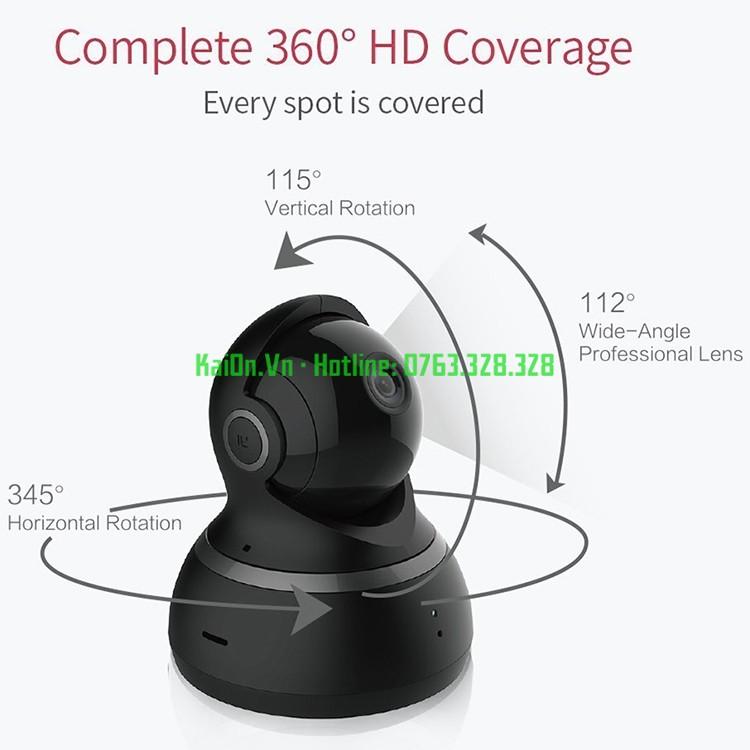 Camera Xiaomi Yi Dome