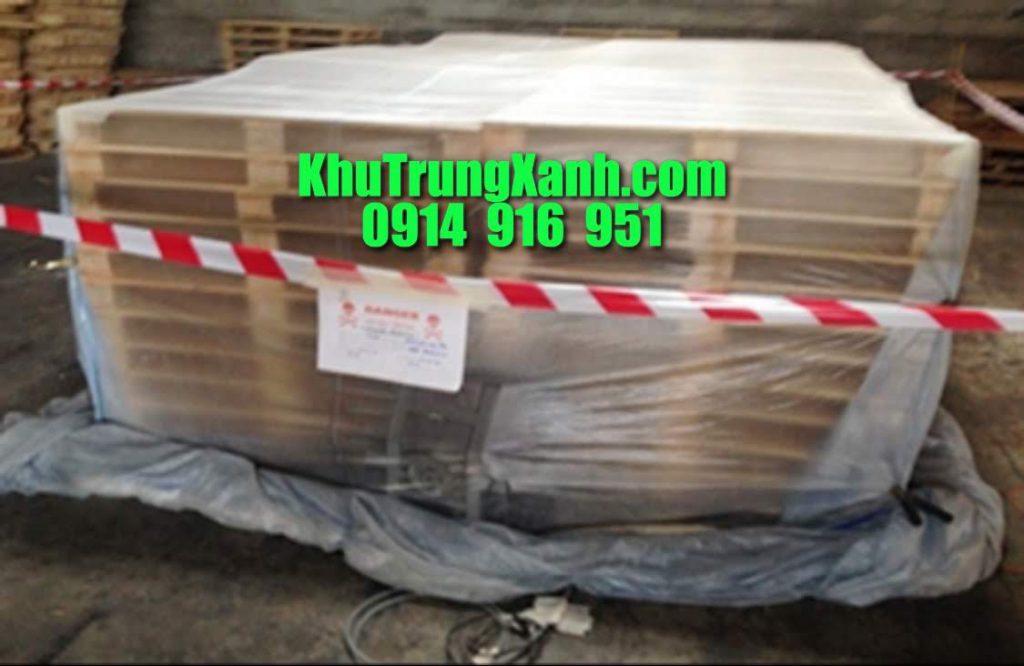 Khử trùng công ty Pallet Minh Tiếp