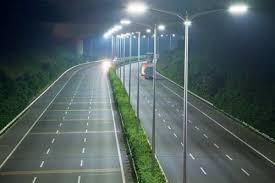 Hệ thống đèn chiếu sáng giao thông