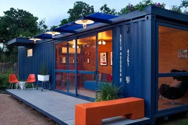 Container Cafe 40 feet