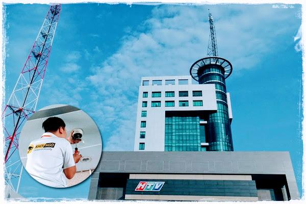 Hệ thống camera đài truyền hình TPHCM