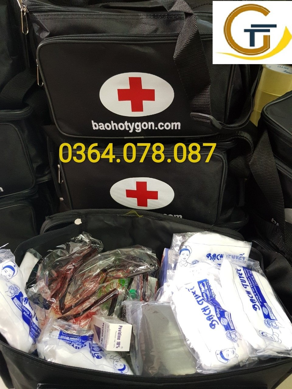 Túi sơ cấp cứu