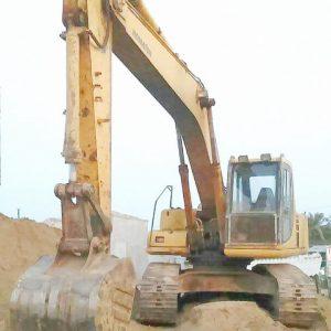 Cho thuê máy móc xây dựng