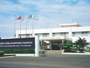 Công ty Shingpooong Daewoo