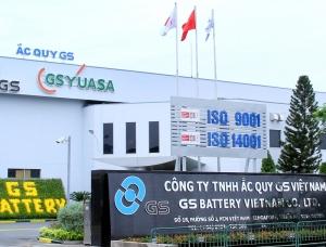 Hệ thống hút mùi chì GS Việt Nam