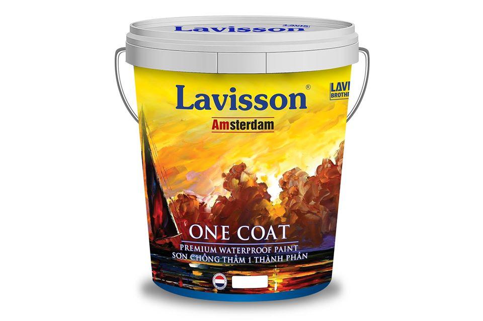 Lavis One Coat Mockup Paint 17L _18L