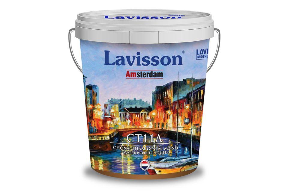 Lavis CT11A Mockup Paint 17L _18L