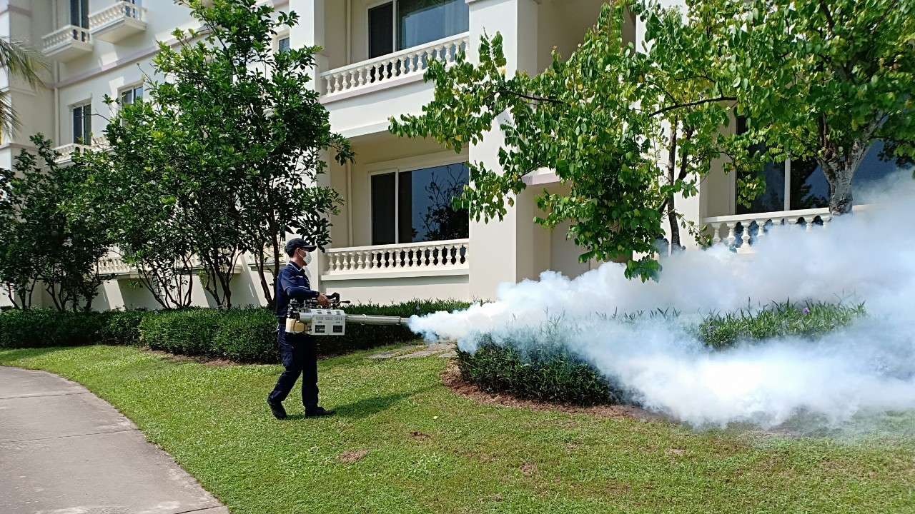 Dịch vụ kiểm soát côn trùng