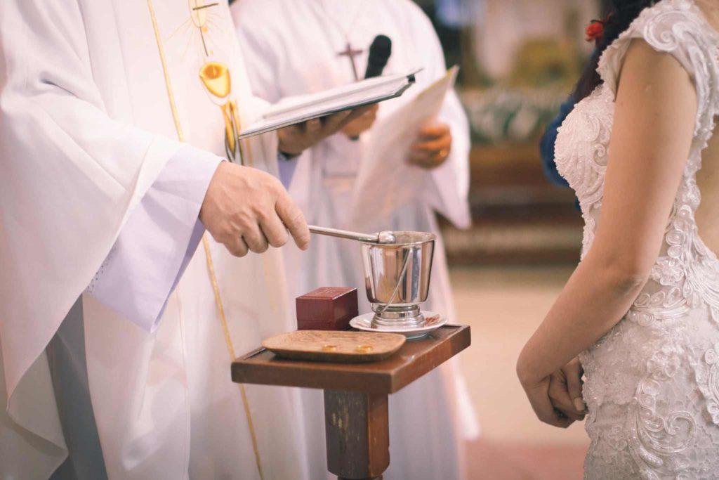 Lễ cưới nhà thờ